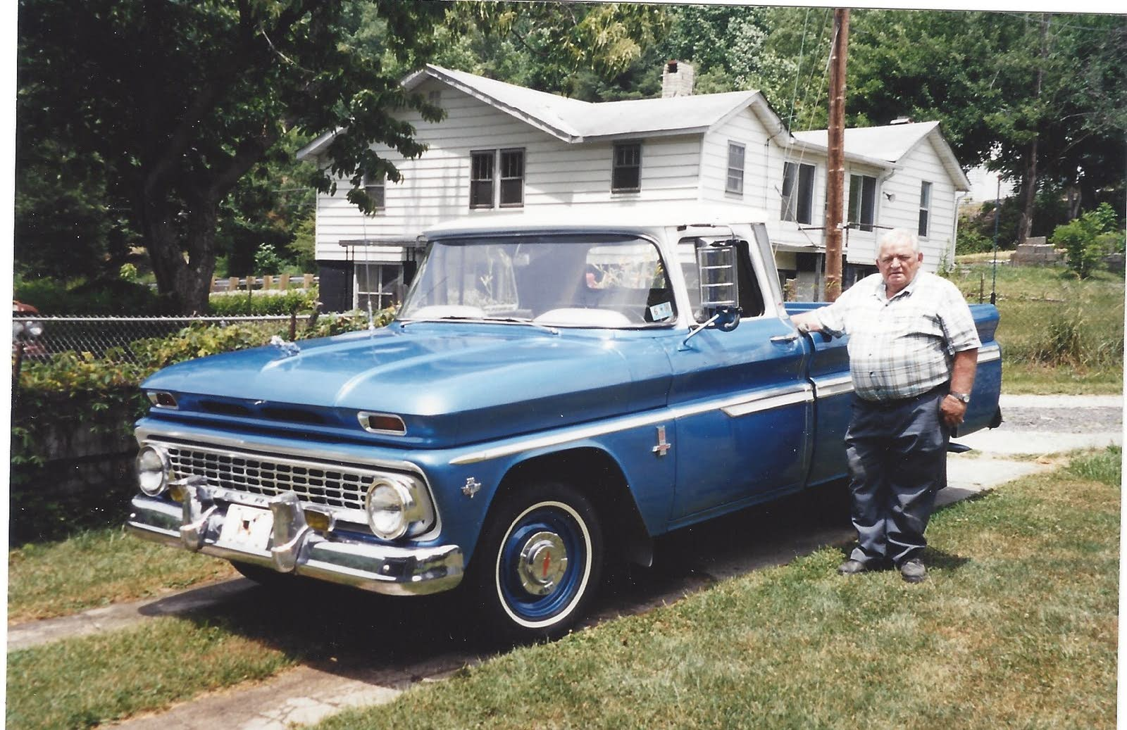 Chevrolet C/K 10 Questions - I steam cleaned my 63 c10 and