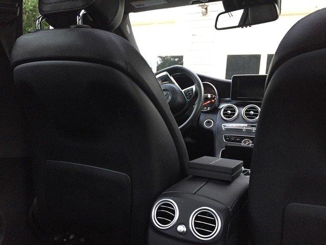 2017 Mercedes Benz C Class Interior Pictures Cargurus