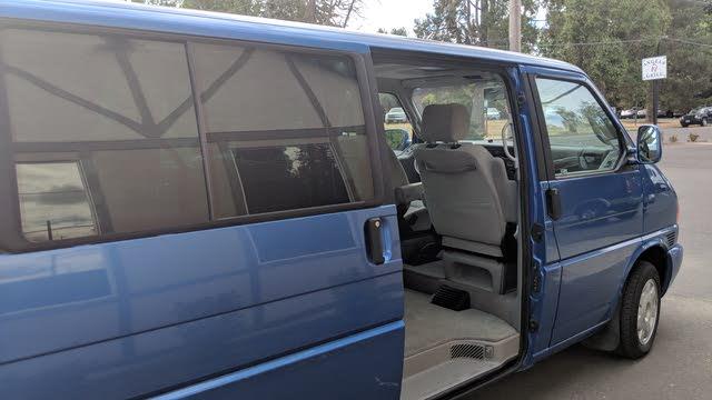 Picture of 2000 Volkswagen EuroVan 3 Dr MV Passenger Van, exterior, gallery_worthy