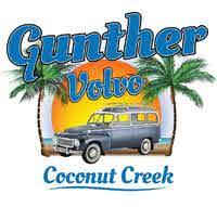 Gunther Volvo Cars Coconut Creek logo