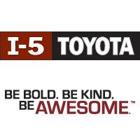 I-5 Toyota logo