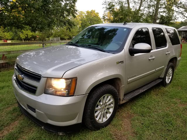 Picture of 2009 Chevrolet Tahoe Hybrid RWD, gallery_worthy