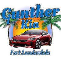 Gunther Kia logo
