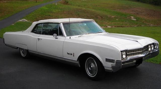 Picture of 1966 Oldsmobile Ninety-Eight Regency, exterior, gallery_worthy