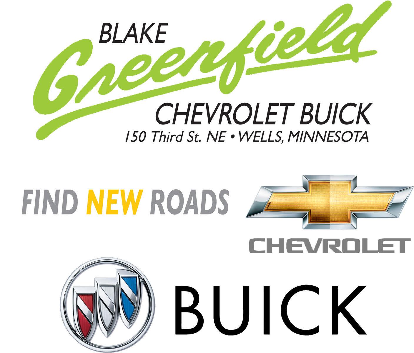Buick Dealerships In Minnesota: Blake Greenfield Chevrolet Buick