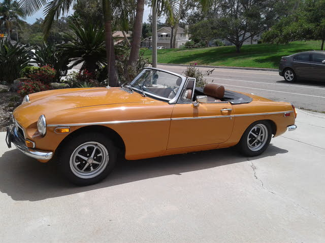 Picture of 1974 MG MGB Roadster