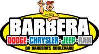 Barbera's Autoland logo