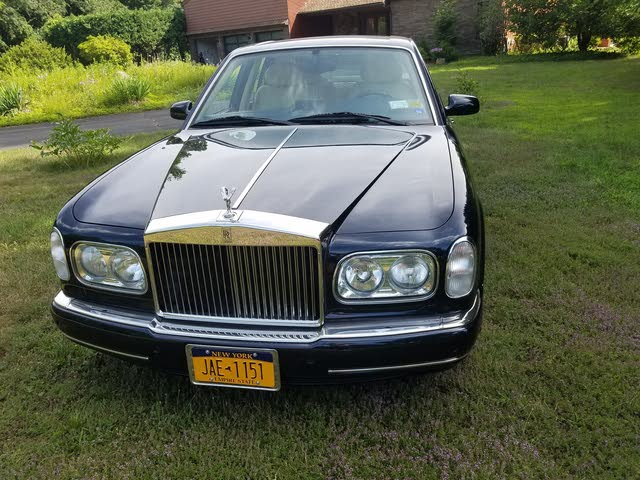Picture of 2001 Rolls-Royce Silver Seraph Base