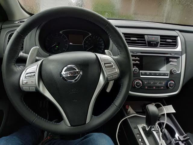 2017 Nissan Altima Interior Pictures Cargurus
