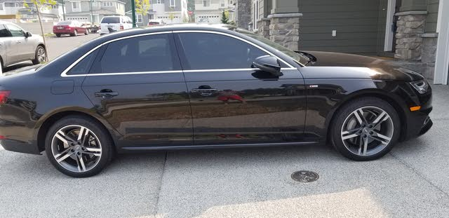 Picture of 2018 Audi A4 2.0T quattro Prestige Sedan AWD