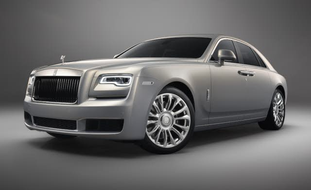 2018 rolls-royce ghost - pictures - cargurus