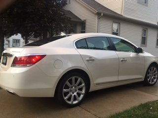 Picture of 2013 Buick LaCrosse Touring FWD