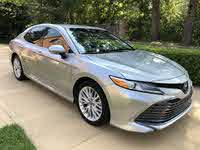 Picture of 2018 Toyota Camry XLE, exterior, gallery_worthy