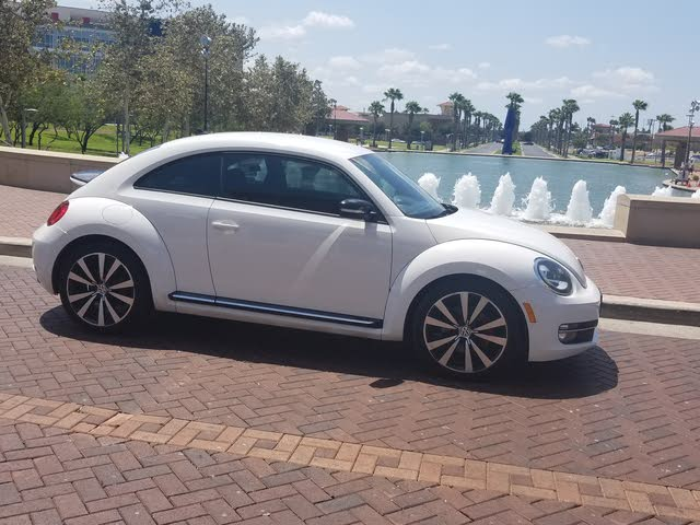 Picture of 2012 Volkswagen Beetle Turbo w/ Sound and Navigation