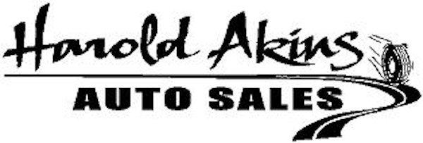 harold akins auto sales