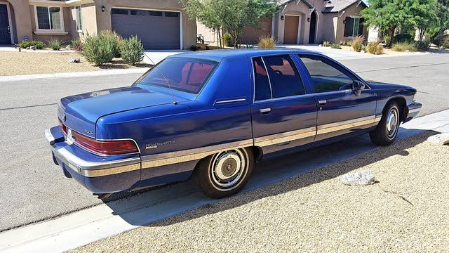 Picture of 1994 Buick Roadmaster Limited Sedan RWD