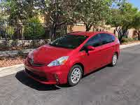 Picture of 2014 Toyota Prius v Three FWD, exterior, gallery_worthy