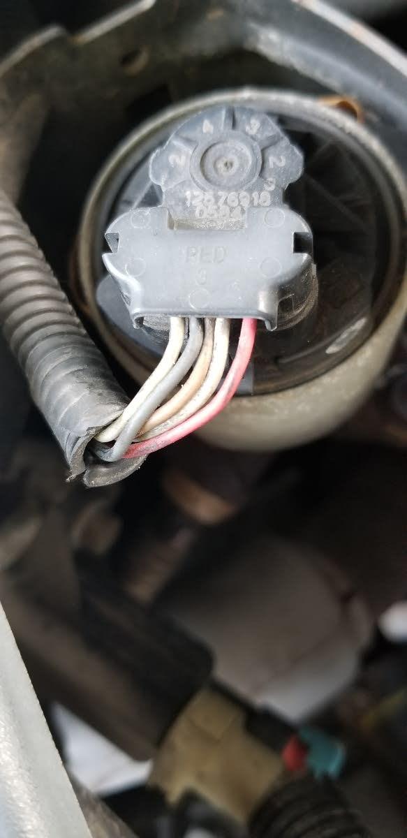 Pontiac Grand Prix Questions - 3800 series 3 egr valve on a