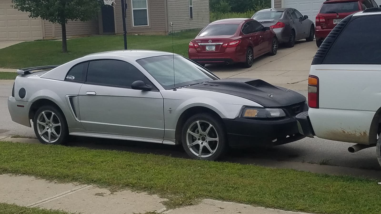 Ford Mustang Questions - 02 Mustang Wont Start Just Rapidly Clicks