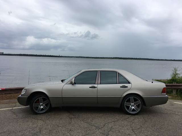 Picture of 1993 Mercedes-Benz 300-Class 4 Dr 300SD Turbodiesel Sedan
