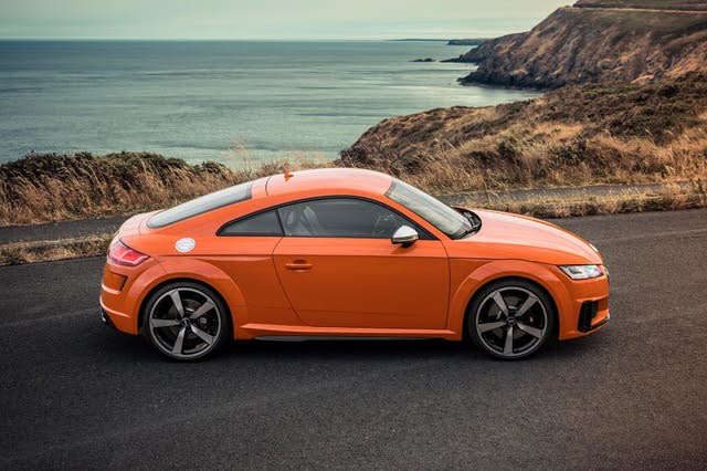 Picture of 2018 Audi TTS 2.0T quattro Coupe AWD