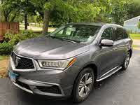 Picture of 2017 Acura MDX SH-AWD, exterior, gallery_worthy