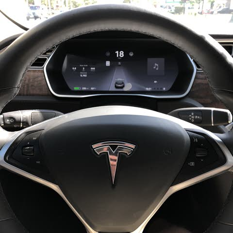 2018 Tesla Model S Interior Pictures Cargurus