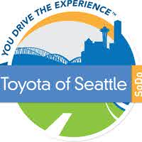 Toyota of Seattle logo