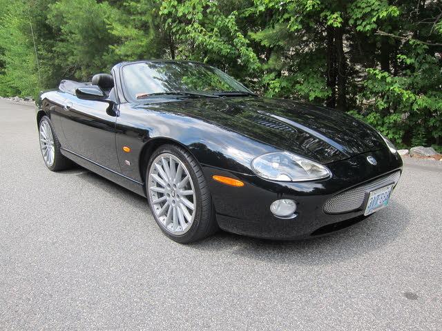 2005 Jaguar XK-Series - Pictures - CarGurus