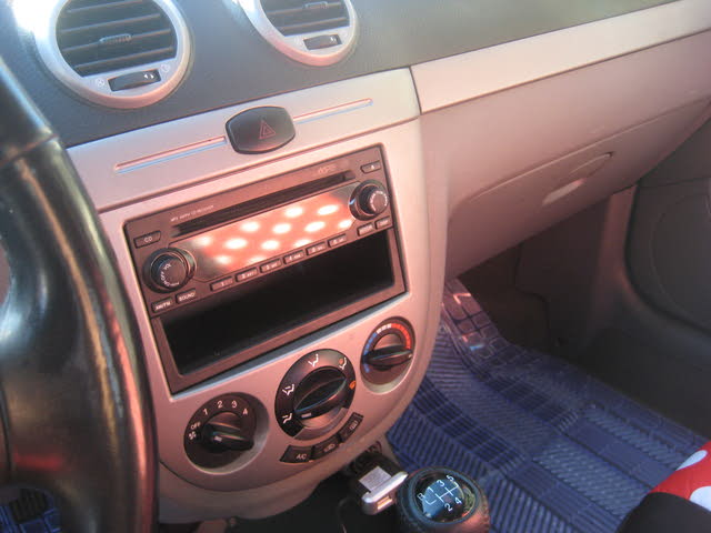 Picture of 2006 Chevrolet Optra 5 LS Hatchback FWD, interior, gallery_worthy