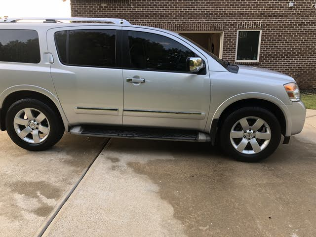 Picture of 2010 Nissan Armada Titanium 4WD