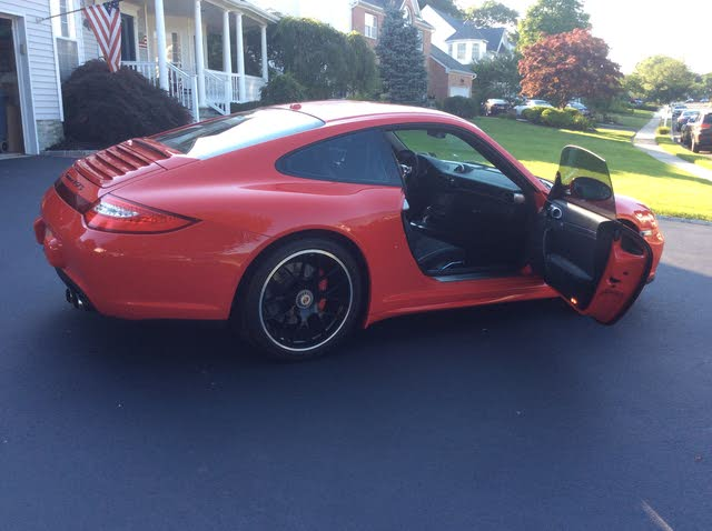 Picture of 2012 Porsche 911 Carrera 4 GTS Coupe AWD