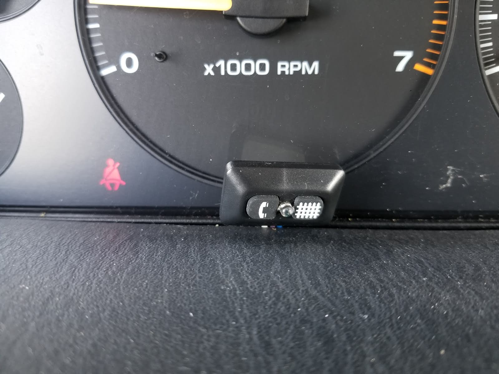 My Battery Keeps Draining After A Few Days And I Noticed This Little Gadget  Has A Blue Light Blinking. Is This Stock Or Aftermarket?