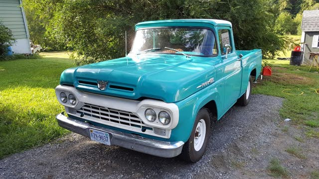 Picture of 1960 Ford F-100