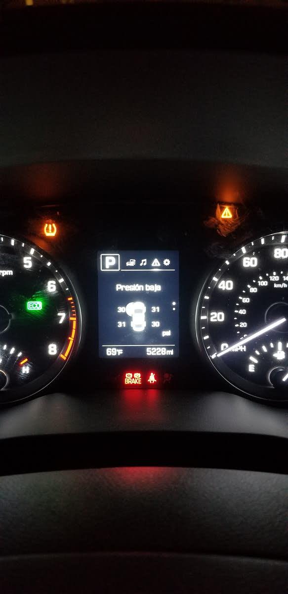 Tire Pressure Light >> Hyundai Elantra Questions Tire Pressure Cargurus