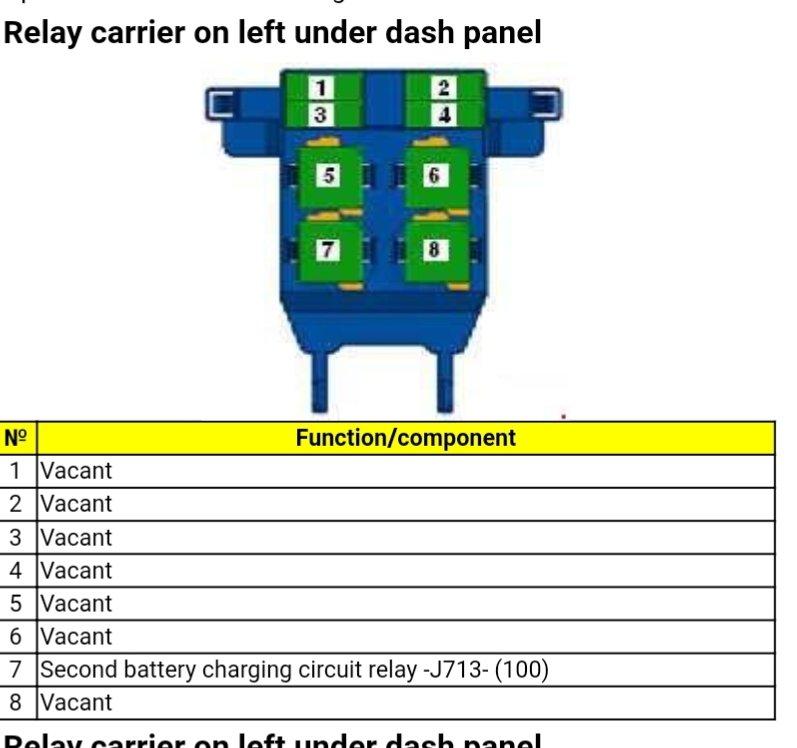2014 vw passat battery replacement