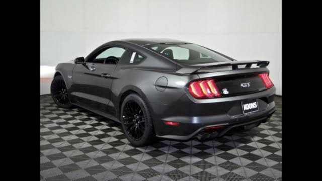Ford Mustang Trims And Specs