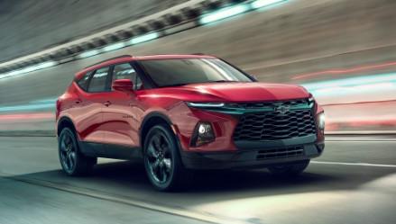 2019 Chevrolet Blazer, gallery_worthy