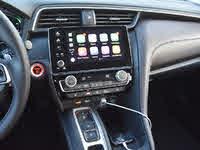 2019 Honda Insight Touring Sedan FWD, 2019 Honda Insight Touring Apple CarPlay Screen Transmission Controls, interior, gallery_worthy