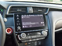 2019 Honda Insight Touring Sedan FWD, 2019 Honda Insight Touring Wi-Fi Hotspot Screen, interior, gallery_worthy