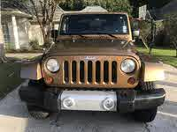 2011 Jeep Wrangler Overview