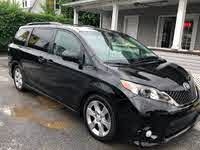 Picture of 2012 Toyota Sienna SE 8-Passenger, exterior, gallery_worthy