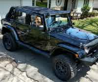 Picture of 2009 Jeep Wrangler Unlimited Sahara 4WD, gallery_worthy