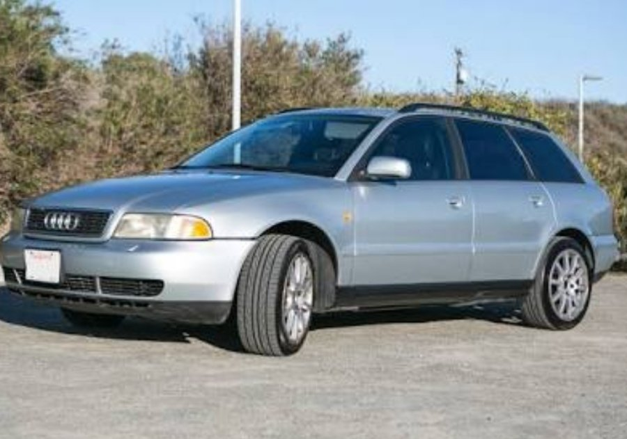 Audi A Avant Questions My Mom Owns A Audi A T Station Wagon - Audi station wagon