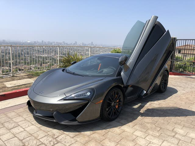 Picture of 2016 McLaren 570S Coupe, exterior, gallery_worthy