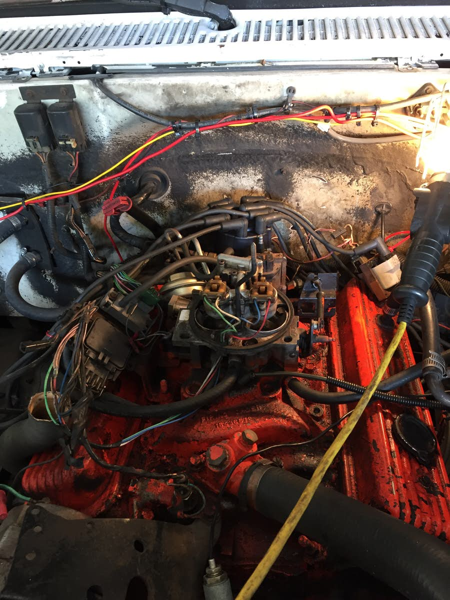Chevrolet C K 10 Questions Stopped Running And Wont Start Cargurus Alternator Wiring Diagram Also 1981 Chevy Truck On 350 1 People Found This Helpful