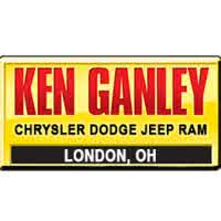 Ken Ganley CDJR London logo