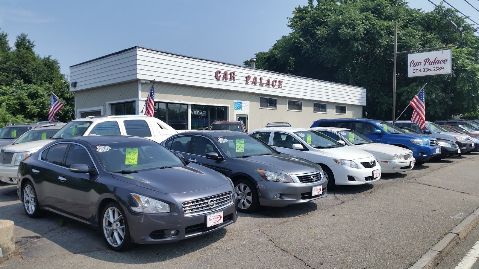 Gmc Dealers Ma >> The Car Palace - Seekonk, MA: Read Consumer reviews ...