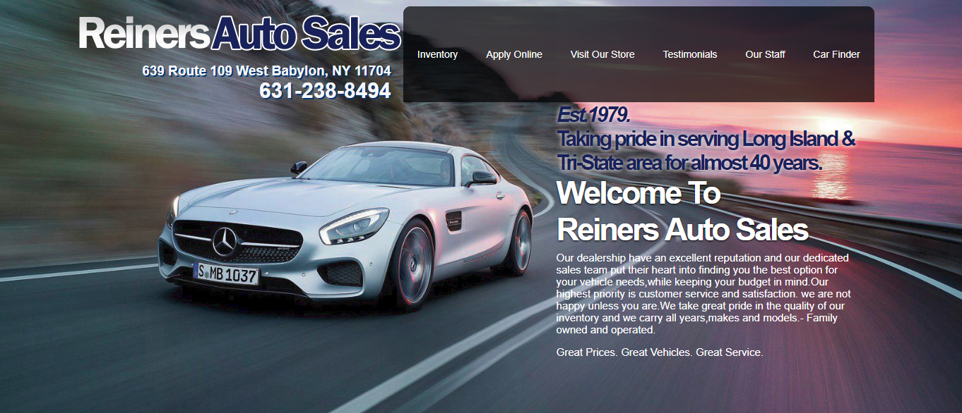 Reiners Auto Sales West Babylon Ny Read Consumer