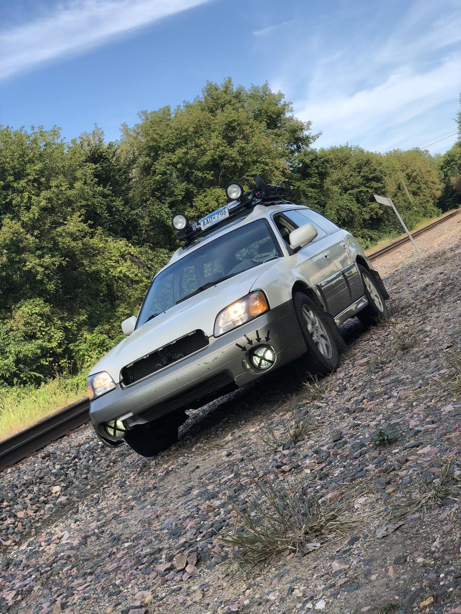 Subaru Outback Questions 2002 Limited Tow Hook Locations 2000 Legacy Where Are My Hooks Located On 25 Im Looking To Get Jdm